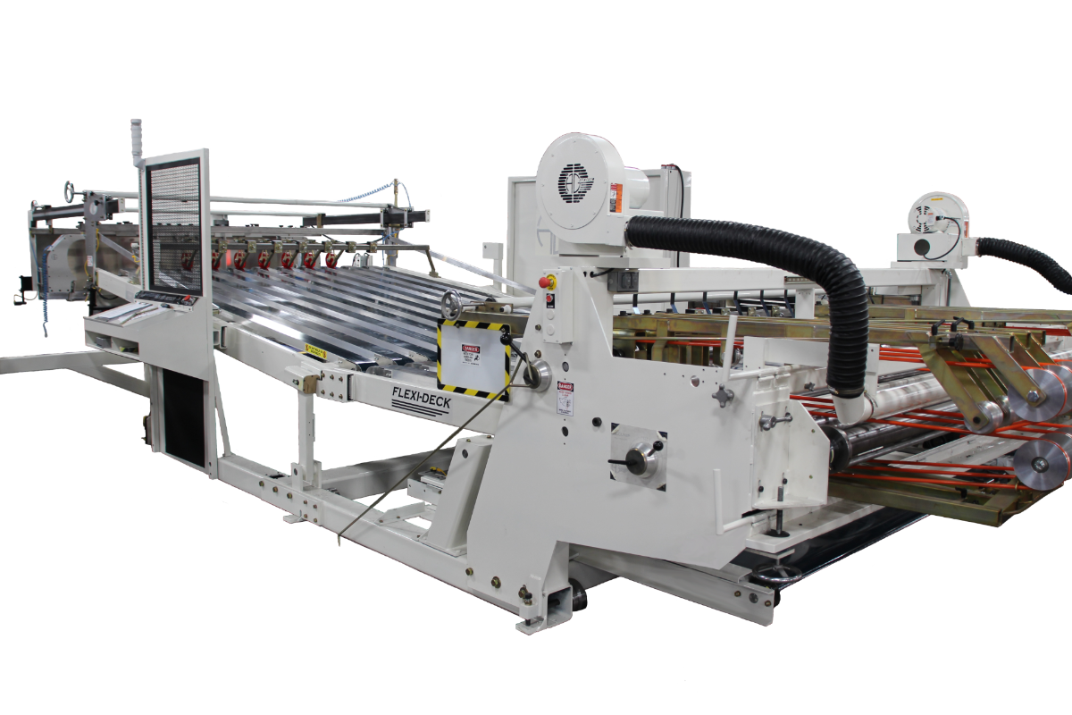 XRI stacking machine no rail